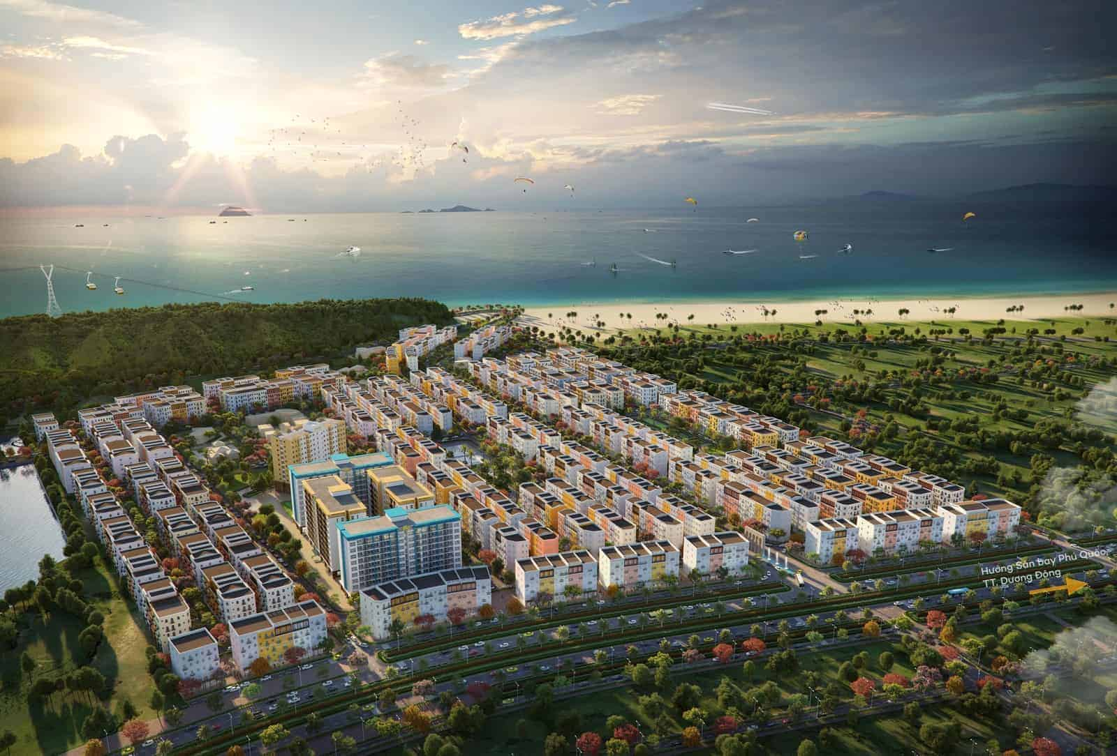 Sun Grand City 35ha New An Thoi